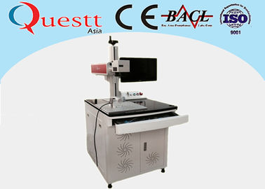 20W Fiber Laser Marking Machine For SS