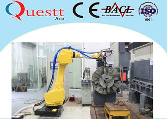 Flexible 3D Robotic Cutting Machine